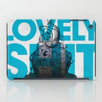 Lovely Shit iPad Case