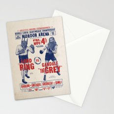 Lord of the Ring Stationery Cards