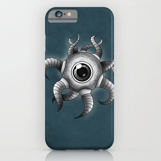 The Watchers iPhone & iPod Case