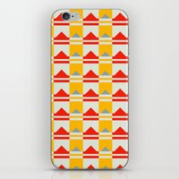 Crispijn III iPhone & iPod Skin