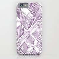 The Watched City iPhone 6 Slim Case