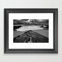 Scarista Framed Art Print