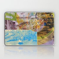 Collateral^2ndHand°Floo… Laptop & iPad Skin
