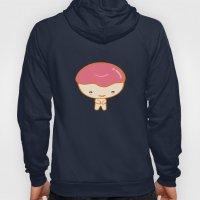 Donuto - Strawberry Topp… Hoody