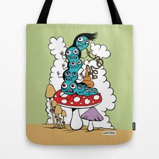 The Caterpillar Tote Bag