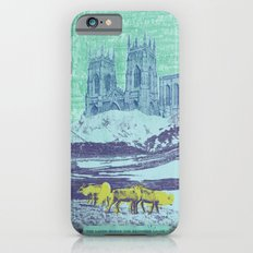 The Lands Where the Reindeer Graze Slim Case iPhone 6s