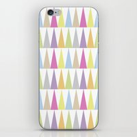 Triangles_ iPhone & iPod Skin