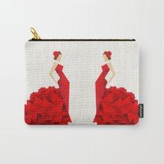 The Dancer (Flamenco) Carry-All Pouch