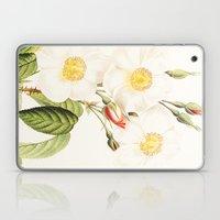 III. Vintage Flowers Bot… Laptop & iPad Skin