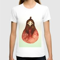 princess T-shirts featuring Princess by Priscilla Moore
