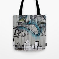 The man who rules BCN Tote Bag