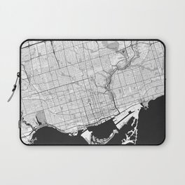 Laptop Sleeve - Toronto G - City Map Art