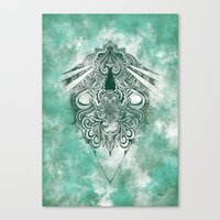 Meditation | Canvas Print