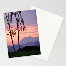 Saddleback Sunset Stationery Cards