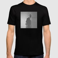 the art of coffins Mens Fitted Tee SMALL Black