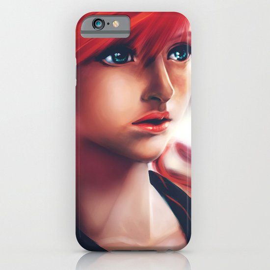 Vanille painting iPhone & iPod Case