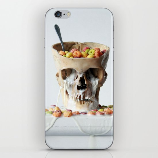 Cereal Killer #2 iPhone & iPod Skin