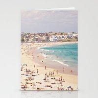 Bondi Beach  Stationery Cards