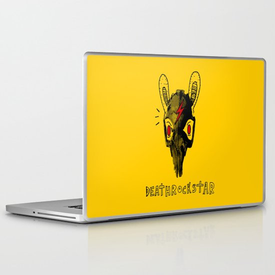 Rabitt Skull Laptop & iPad Skin