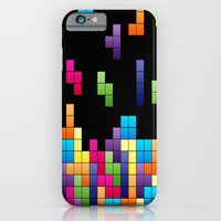 Tetris Troubles. iPhone 6 Slim Case