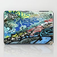 Graffiti Is Art iPad Case