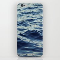Water Waves iPhone & iPod Skin