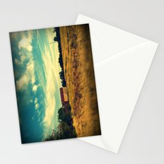 August drive III Stationery Cards
