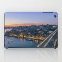 Porto from Serra do Pilar. iPad Case