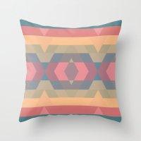 Navajo 1 Throw Pillow