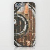iPhone & iPod Case featuring Beauty is in the Eye  by carol ann garner