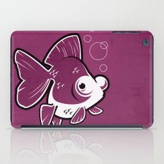 Moor Goldfish iPad Case