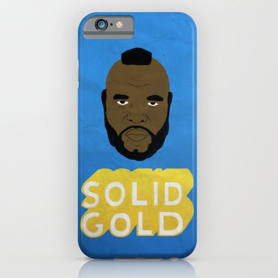 Solid Gold iPhone & iPod Case