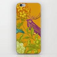Antelope Bird iPhone & iPod Skin