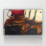 Hot Fudge Brownie Laptop & iPad Skin