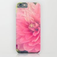 Pink Dahlia iPhone 6 Slim Case