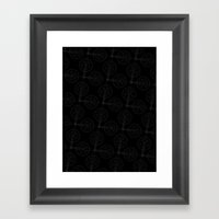 Cranks (Dark) Framed Art Print