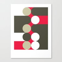 Traffic (2013) Canvas Print