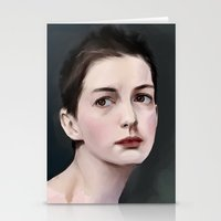 Fantine Stationery Cards