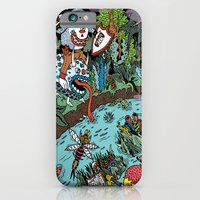 iPhone & iPod Case featuring Some of us were born to explore!  by Frenemy