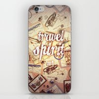 Travel Spirit iPhone & iPod Skin