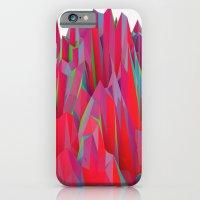 Cristal Mountain  iPhone 6 Slim Case