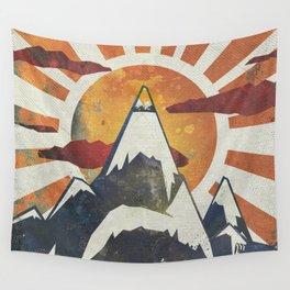 Wall Tapestry - Mount Spitfire - Kardiak
