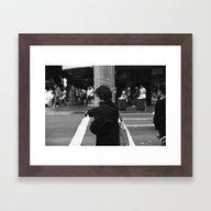 The Youth Framed Art Print