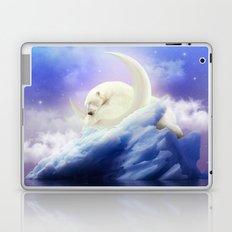 Guard Your Heart. Protect Your Dreams. (Polar Moon) Laptop & iPad Skin