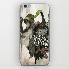 The Sloth iPhone & iPod Skin