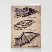 Poke-thologist Stationery Cards