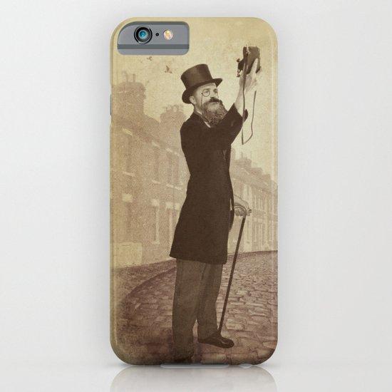 Vintage Selfie iPhone & iPod Case