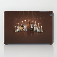 Hot Dog, It's Hanukkah! iPad Case