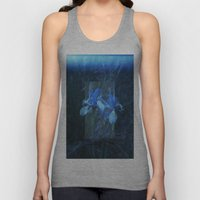 Iris On Film Unisex Tank Top