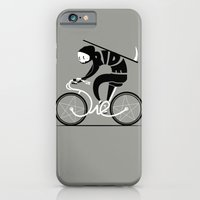 iPhone & iPod Case featuring Ride or die by SpazioC